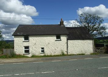 Thumbnail 3 bed equestrian property for sale in Llanwrtyd Wells, Powys, 4Te.