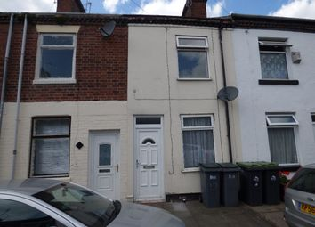Thumbnail 2 bed terraced house to rent in Fraser Street, Cobridge, Cobridge