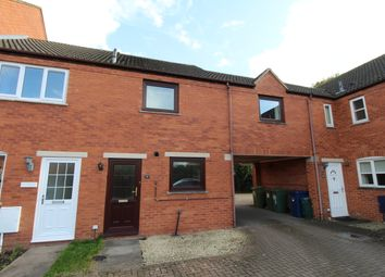 Thumbnail 2 bed end terrace house to rent in Wisteria Way, Churchdown, Gloucester
