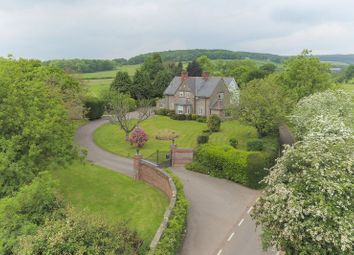 Thumbnail 4 bed detached house for sale in Penhow, Caldicot