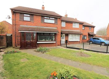 Thumbnail 3 bed semi-detached house for sale in Gorsedale Park, Wallasey, Wirral