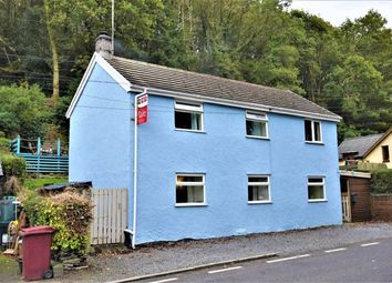 Thumbnail 2 bed detached house for sale in Eglwys Fach, Machynlleth
