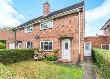 Thumbnail 2 bed semi-detached house for sale in Leys Wood Croft, Sheldon, Birmingham