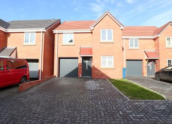 Thumbnail 4 bed detached house for sale in Ancestry Close, Stone