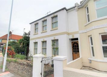 Thumbnail 5 bed end terrace house for sale in Lyndhurst Road, Worthing, West Sussex