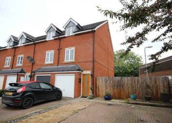 Thumbnail 3 bed end terrace house for sale in Swan Court, Burford, Tenbury Wells, Shropshire