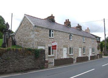 Thumbnail 2 bedroom terraced house to rent in Llandegla, Wrexham