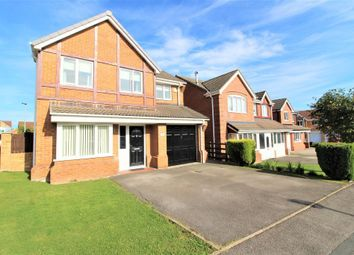 Thumbnail 4 bed detached house for sale in Locksley Gardens, Birdwell, Barnsley, South Yorkshire