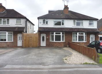 Thumbnail 4 bed semi-detached house for sale in Tanworth Lane, Shirley, Solihull