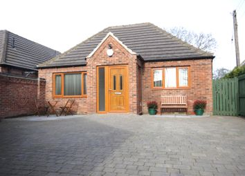 Thumbnail 3 bed detached bungalow for sale in Littleworth Lane, Rossington, Doncaster