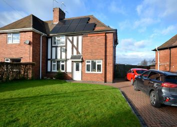 Thumbnail 3 bed semi-detached house for sale in Nethermoor Road, New Tupton, Chesterfield