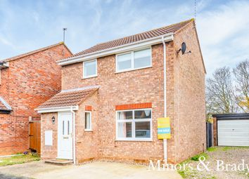 3 bed detached house for sale in Ryelands, Hemsby, Great Yarmouth NR29