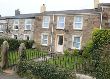 Thumbnail 4 bed terraced house for sale in North Parade, Camborne
