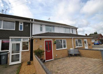 Thumbnail 4 bed terraced house for sale in Meadow Close, Hellesdon, Norwich