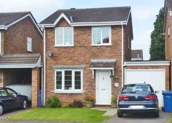 Thumbnail 3 bed detached house to rent in Cheviot, Wilnecote, Tamworth, Staffordshire