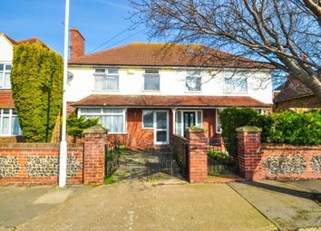 Thumbnail 4 bed semi-detached house to rent in Avebury Avenue, Ramsgate