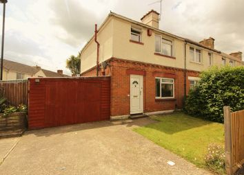 Thumbnail 3 bedroom end terrace house for sale in Sholing Road, Southampton