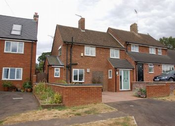 Thumbnail 3 bed semi-detached house for sale in Woodsfield, Brixworth, Northampton