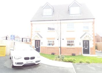 Thumbnail 3 bed semi-detached house for sale in Eason Way, Ashton-Under-Lyne, Greater Manchester