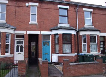 Thumbnail 2 bed terraced house to rent in Mayfield Road, Earlsdon, Coventry, West Midlands
