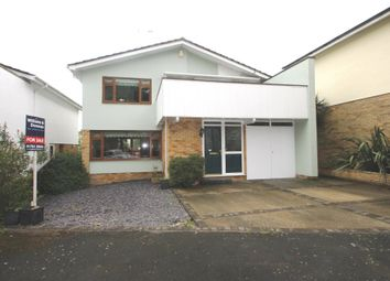 Thumbnail 4 bed detached house for sale in Woodpond Avenue, Hockley