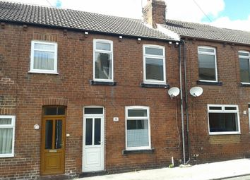 Thumbnail 3 bed terraced house to rent in Poplar Avenue, Garforth, Leeds