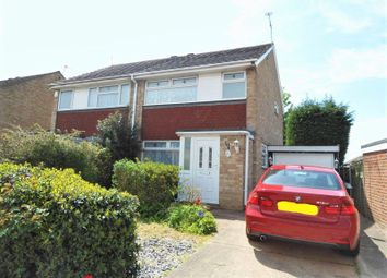Thumbnail 3 bed semi-detached house for sale in Dane Court Road, Broadstairs