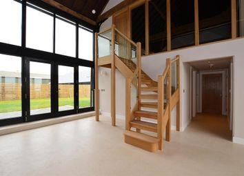 Thumbnail 4 bed barn conversion for sale in Queens Farm Road, Shorne, Gravesend, Kent