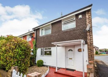 Thumbnail 2 bed end terrace house for sale in Wisteria Gardens, Swanley, Kent