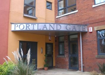 Thumbnail 1 bed flat to rent in St. Johns North, Wakefield
