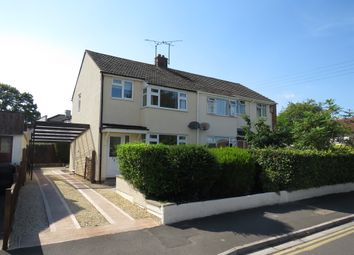 Thumbnail 3 bed semi-detached house for sale in Galmington Drive, Taunton