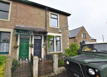 Thumbnail 2 bed end terrace house to rent in Hazeldene, West Bradford, Clitheroe, Lancashire