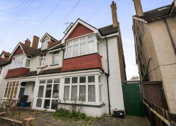 Thumbnail 5 bed semi-detached house for sale in Blenheim Park Road, South Croydon, .