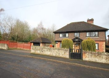 Thumbnail 4 bed detached house for sale in Stonewall Park Road, Langton Green