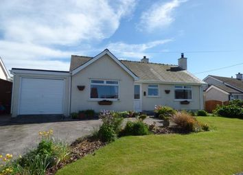 Thumbnail 2 bed bungalow for sale in Ffordd Caergybi, Cemaes Bay, Sir Ynys Mon
