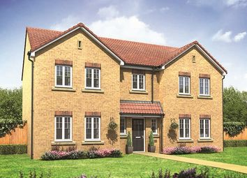 "Thumbnail 4 bed detached house for sale in ""The Bond "" at Richmond Lane, Kingswood, Hull"