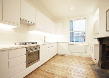 Thumbnail 4 bed triplex to rent in Rozel Road, London