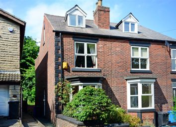 Thumbnail 3 bed semi-detached house for sale in Langsett Avenue, Sheffield