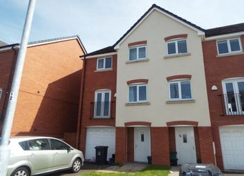 Thumbnail 4 bedroom semi-detached house to rent in Galingale View, Newcastle-Under-Lyme