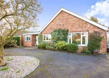 Thumbnail 4 bedroom bungalow for sale in Eaton Close, Hartford, Huntingdon, Cambridgeshire