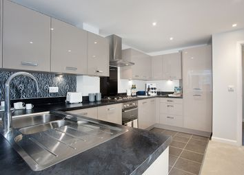 """Thumbnail 4 bedroom property for sale in """"The Harrogate"""" at Appleton Way, Shinfield, Reading"""