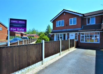 Thumbnail 4 bed detached house for sale in Congresbury Road, Leigh