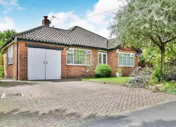 Thumbnail 2 bed bungalow to rent in Southern Crescent, Bramhall, Stockport
