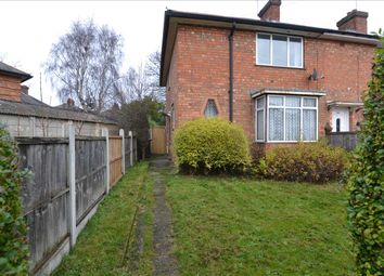 Thumbnail 3 bed semi-detached house for sale in Sudbury Grove, Kingstanding, Birmingham