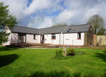 3 bed detached bungalow for sale in Yr Ydlan, St Davids Road, Letterston SA62