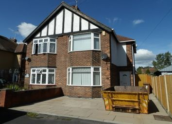 Thumbnail 3 bed property to rent in Eastcroft Avenue, Derby