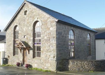 Thumbnail 4 bed detached house for sale in Llan Chapel, Llanerfyl, Welshpool, Powys