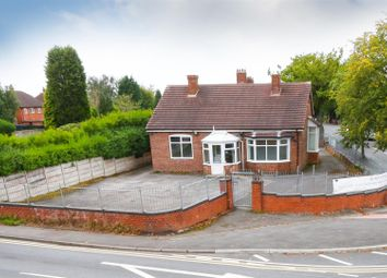Thumbnail 3 bed detached bungalow for sale in Weston Road, Weston Coyney, Stoke-On-Trent