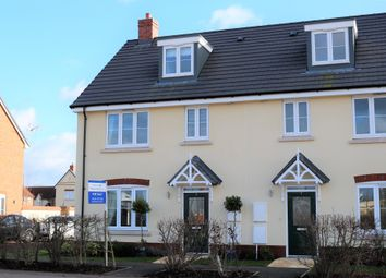 Thumbnail 4 bed semi-detached house to rent in Pegasus Way, Haddenham, Aylesbury