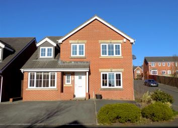 Thumbnail 5 bedroom detached house for sale in Crymlyn Parc, Skewen, Neath